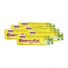 6 x High5 Energy Gel Citrus