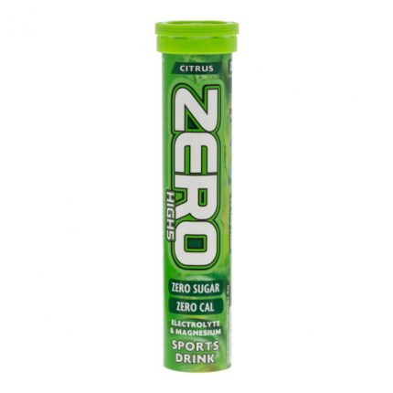 High5 Zero Tube Citrus, Tabletten