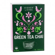 Higher Living Green Tea Chai