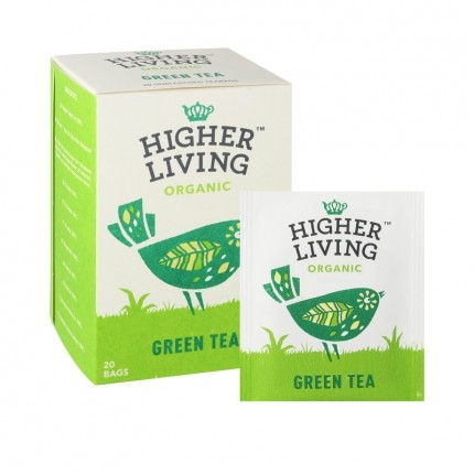Higher Living Green Tea