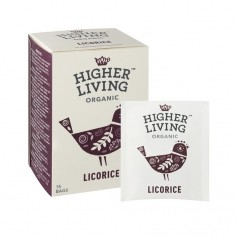 Higher Living Licorice Tea