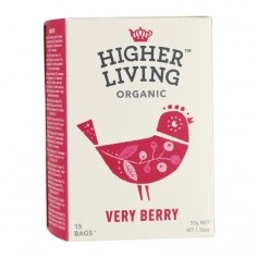 Higher Living Verry Berry Tea