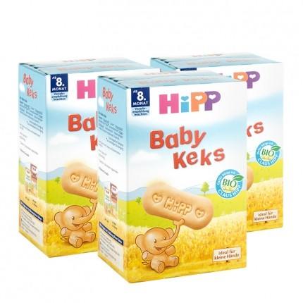 Hipp Bio Baby Keks (3 x 150 g)