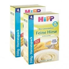 Hipp Bio Getreidebrei, Feine Hirse