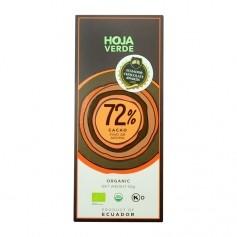 Hoja Verde Bio Schokolade 72%