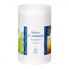 Holistic C-vitamin Syraneutral 250g
