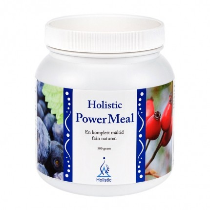 Holistic PowerMeal 500g