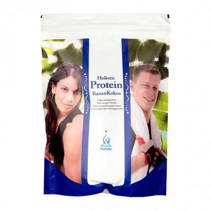 Holistic Proteintillskott kokos/banan 1kg