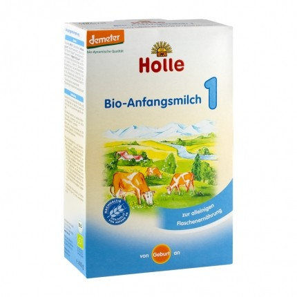 Holle Bio Anfangsmilch 1, Pulver (400 g)