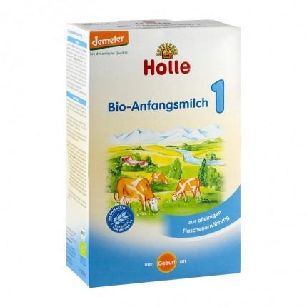 Holle Bio Anfangsmilch 1, Pulver