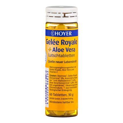 Hoyer Bio Gelée Royale und Aloe Vera (60 Lutschtabletten)