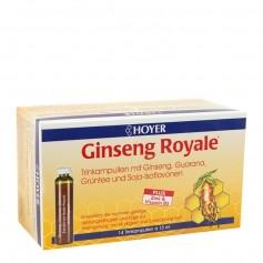 Hoyer Ginseng Royale Trinkampullen-Kur