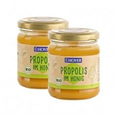 Hoyer Propolis im Honig Doppelpack