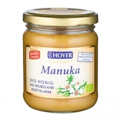 Hoyer Organic New Zealand Manuka Honey