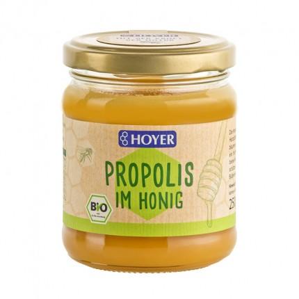 Bio Propolis im Honig (250 g)