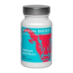 Immunbiest Organic Colostrum Capsules
