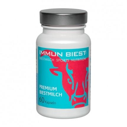 Immunbiest Organic Colostrum Capsules