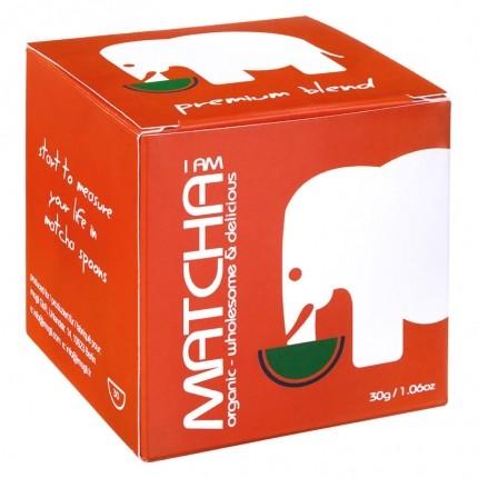 imogti Bio Premium Blend Matcha
