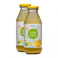 Indi Coco Bio Kokossaft, Ananas