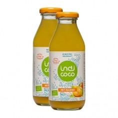 Indi Coco Bio Kokossaft, Mango