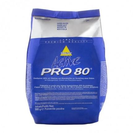 Inkospor Active Pro 80, Haselnuss, Pulver