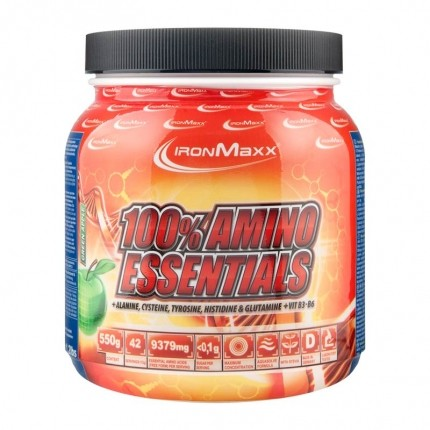 IronMaxx 100% Amino Essentials, Pulver