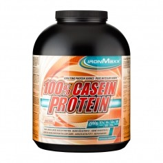 IronMaxx 100% Casein Protein neutral, Pulver