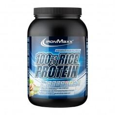 IronMaxx 100% Rice Protein Pistazie, Pulver