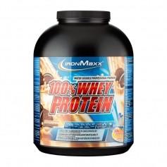 IronMaxx 100% Whey Protein Cookies & Cream, Pulver