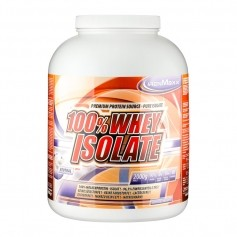 IronMaxx 100% Whey Isolate neutral, Pulver
