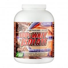 IronMaxx 100% Whey Isolate Schokolade, Pulver