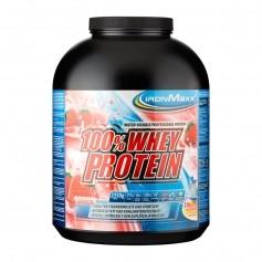 IronMaxx 100% Whey Protein Erdbeere, Pulver