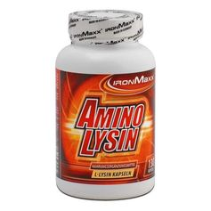 IronMaxx Amino Lysin, kapsler