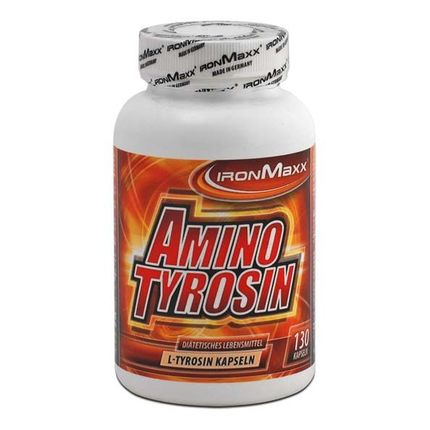 IronMaxx Amino Tyrosin, Gélules