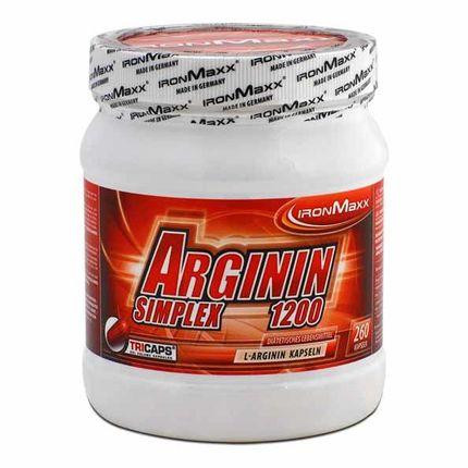 IronMaxx Arginin Simplex Capsules