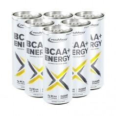 IronMaxx BCAA + Energy, Zitrone