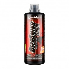 IronMaxx Beef Amino Liquid Cola-Lime