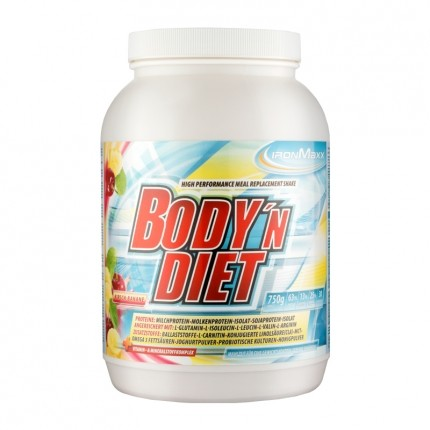 IronMaxx Body 'n Diet, Pulver