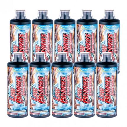 10 x IronMaxx Low Calories Sportsdrink Cola