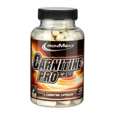 IronMaxx Carnitin Pro, kapsler