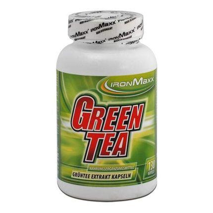 IronMaxx, Extrait de thé vert, lot de 3, gélules