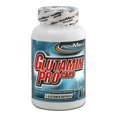 IronMaxx Glutamin Pro, kapsler