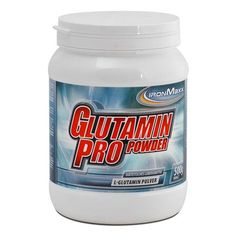 IronMaxx, Glutamin pro, poudre