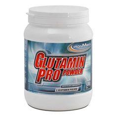IronMaxx Glutamin Pro, pulver