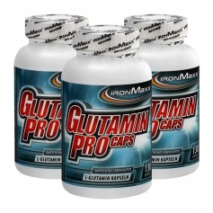 IronMaxx, Glutamin pro, gélules