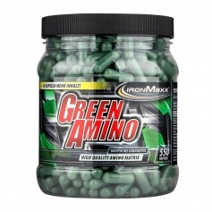 IronMaxx Green Amino, Kapseln