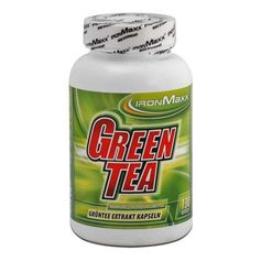 IronMaxx Green Tea Extract Capsules