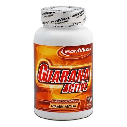 IronMaxx, Guarana active, gélules