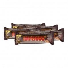 5 x IronMaxx Imperius Erdnuss-Karamell, Riegel