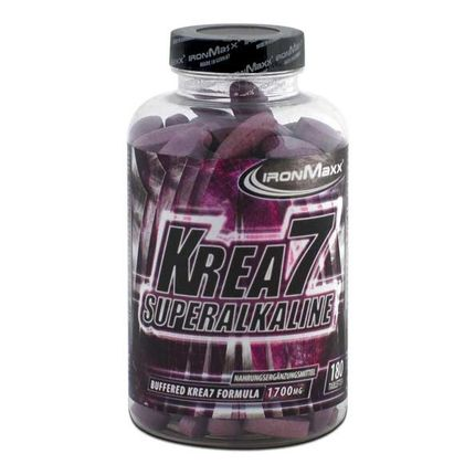 IronMaxx Krea7, Tabletten